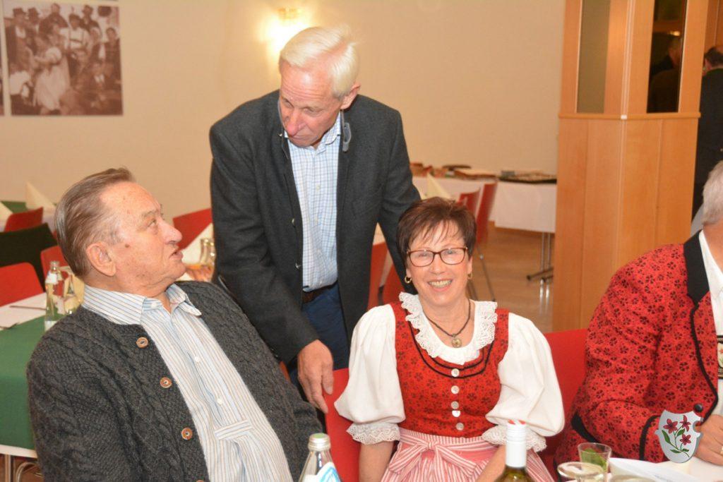 Die Stöpsl Ludwig und Martin mit unserer Monika