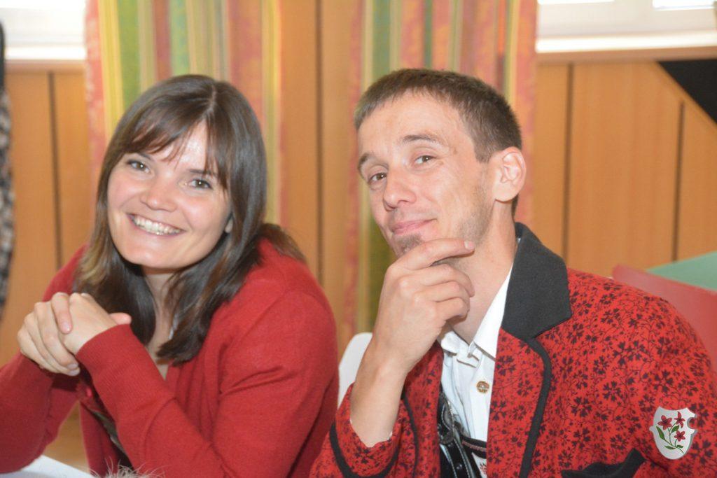 Yvonne und Tobi