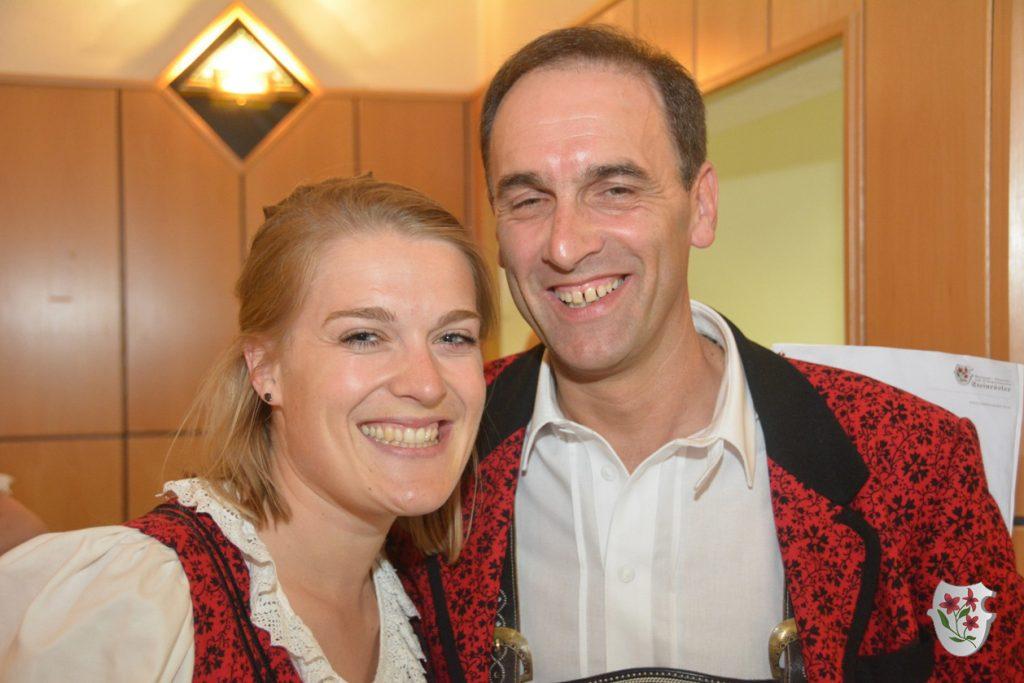 Martina und Christian freuen sich auf die ersten Gäste