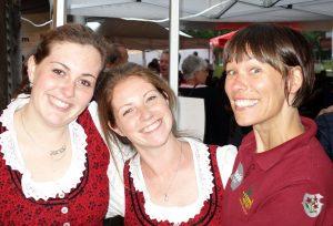 Die drei Damen vom Grill - oder so...