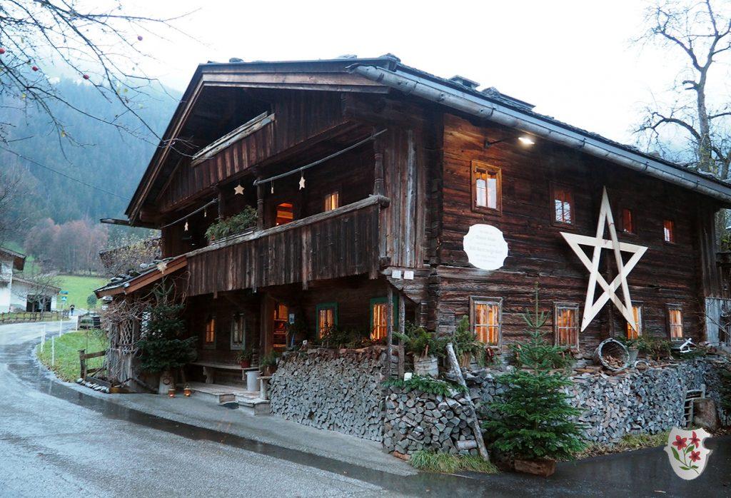 Strasser Häusl in Laimach bei Hippach