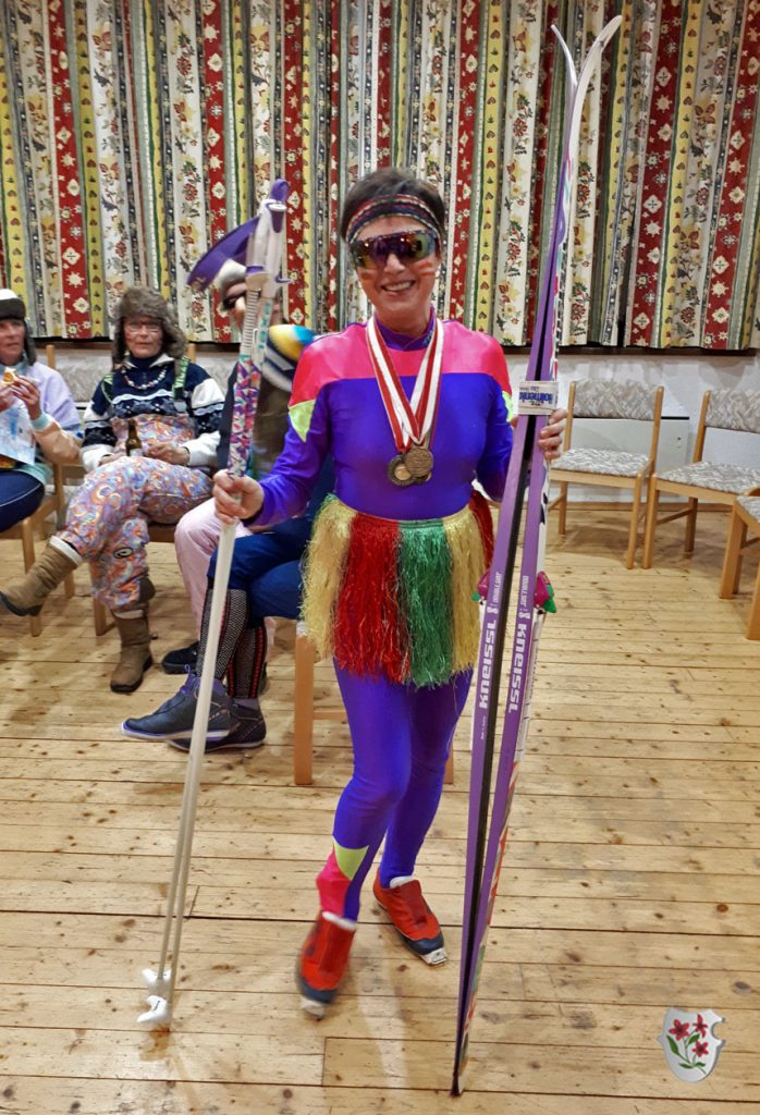 Ohne Doping zur Goldmedaille - bravo, Monika!
