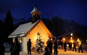 Kapellenwanderung in Oberweidach