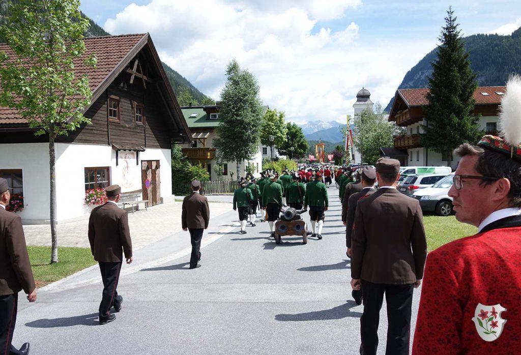 Kirchtag Unterleutasch (1)