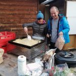 Kulinarischer Auftritt beim Leutascher Adventmarkt