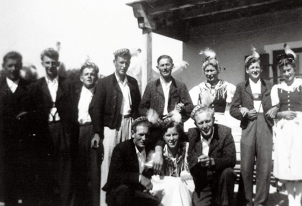 Einige Gründungsmitglieder