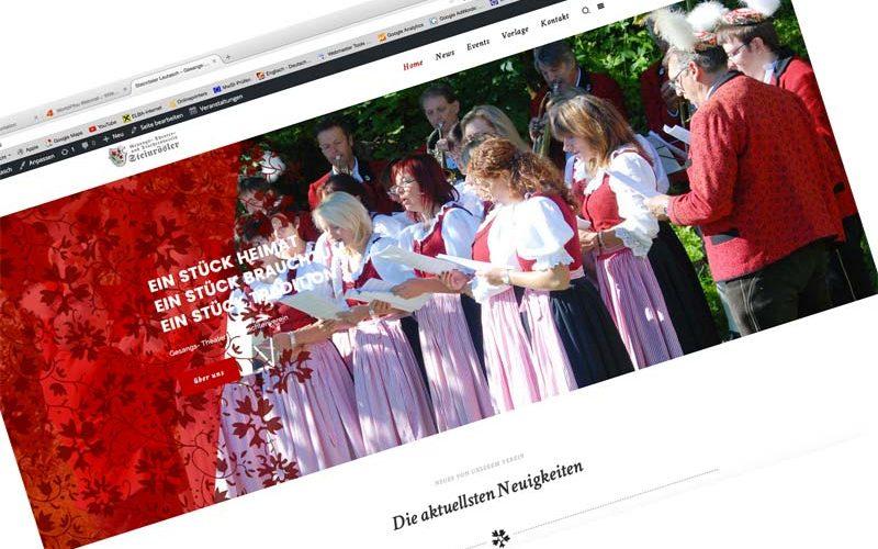 Wir haben eine neue Website!