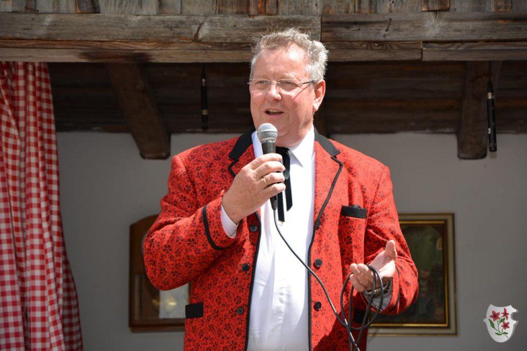 Ansprache von unserem Bgm. Thomas Mößmer